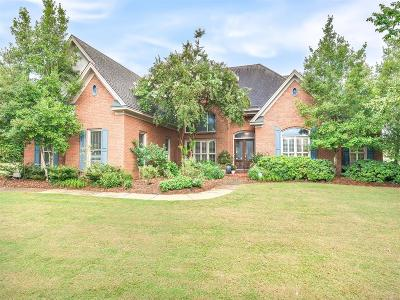 Montgomery Single Family Home For Sale: 3019 Pinehurst Drive