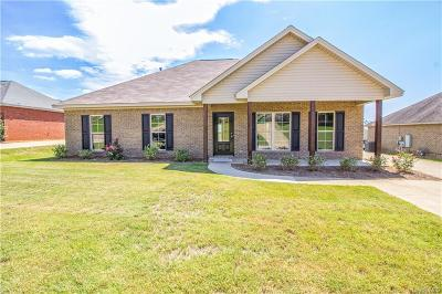 Millbrook Single Family Home For Sale: 124 Spears Crossing