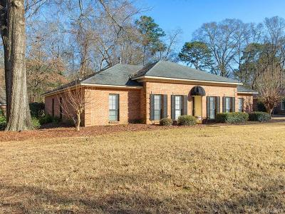 Montgomery Single Family Home For Sale: 306 Fox Hollow Road