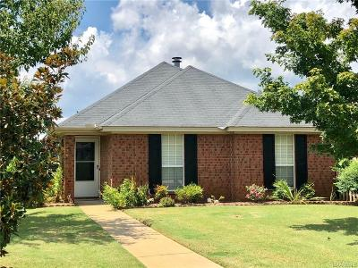 Pecan Ridge Single Family Home For Sale: 117 Doss Court