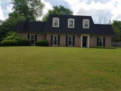 Montgomery Single Family Home For Sale: 1819 Shoreham Drive