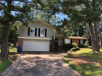 Prattville Single Family Home For Sale: 613 Marlyn Drive