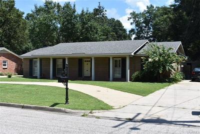 Prattville Single Family Home For Sale: 1317 Huie Street