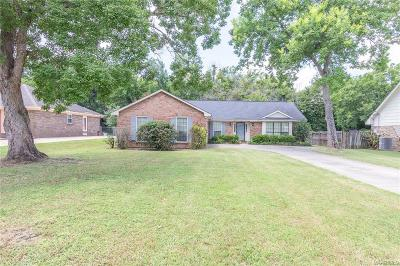 Montgomery Single Family Home For Sale: 2342 W Aberdeen Drive