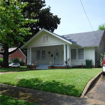 Montgomery Single Family Home For Sale: 2101 Capitol Avenue