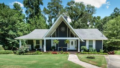 Tallassee Single Family Home For Sale: 80 Duke Street