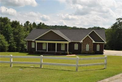 Enterprise Single Family Home For Sale: 246 County Road 559