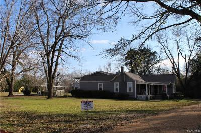 Rural Single Family Home For Sale: 8715 Holtville Road
