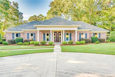 Montgomery Single Family Home For Sale: 6250 Monticello Drive