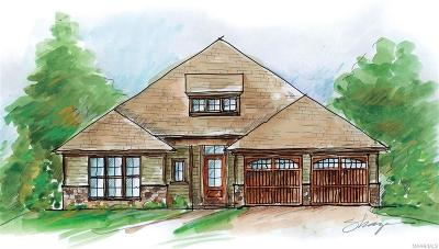 Woodland Creek Single Family Home For Sale: 9224 Crescent Lodge Circle