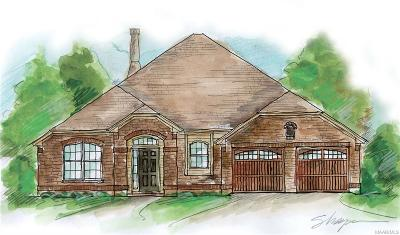 Woodland Creek Single Family Home For Sale: 9236 Crescent Lodge Circle