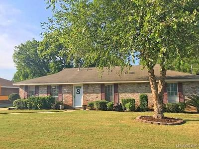 Montgomery Single Family Home For Sale: 624 Williamson Road