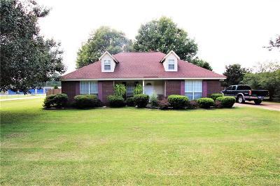 Wetumpka Single Family Home For Sale: 101 S Jordan Dam Road