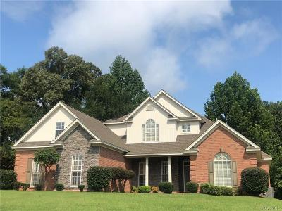 Millbrook Single Family Home For Sale: 199 Macallister Ridge
