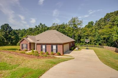 Wetumpka Single Family Home For Sale: 203 Windsong Loop