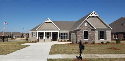 Montgomery Single Family Home For Sale: 5654 Sienna Circle