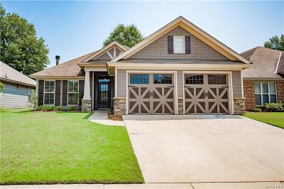 Woodland Creek Single Family Home For Sale: 9001 Saw Tooth Loop