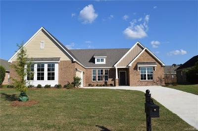 Montgomery Single Family Home For Sale: 5637 Sienna Circle