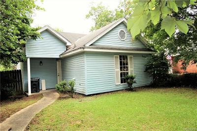 Wetumpka Single Family Home For Sale: 213 Opothleohola Street N
