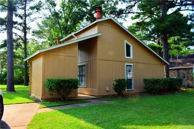 Montgomery Single Family Home For Sale: 6152 Cherry Hill Road