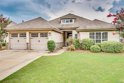 Pike Road Single Family Home For Sale: 9789 Silver Bell Court