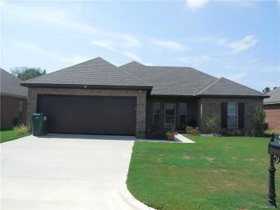 Wetumpka Single Family Home For Sale: 97 Coventry Trail