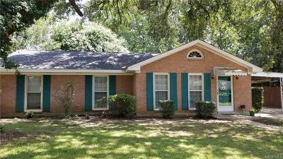 Montgomery Single Family Home For Sale: 3130 Durham Drive