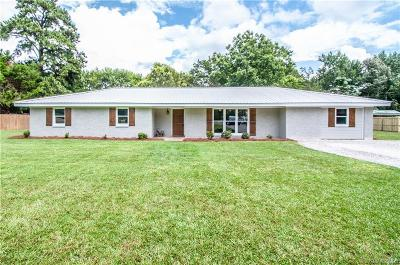Single Family Home For Sale: 1946 County Road 107