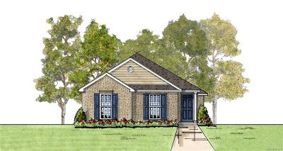 Montgomery Single Family Home For Sale: 6512 Ridgeview Circle