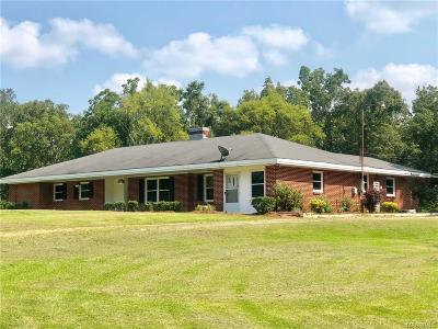 Millbrook Single Family Home For Sale: 2480 Edgewood Road