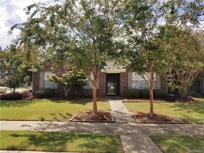 Deer Creek Single Family Home For Sale: 9448 Colleton Court