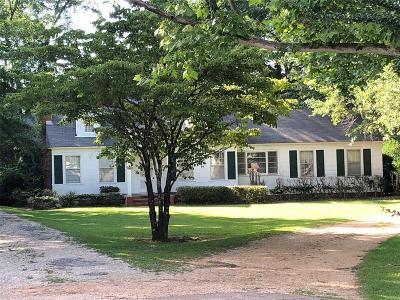 Selma Single Family Home For Sale: 2408 Old Orrville Road