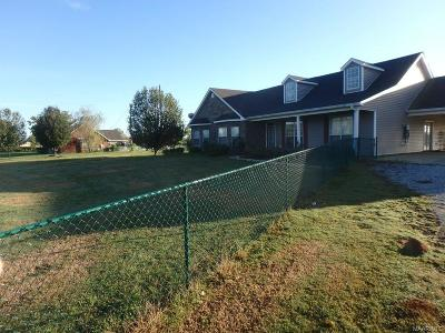 Hope Hull Single Family Home For Sale: 9842 County Rd 26 Road
