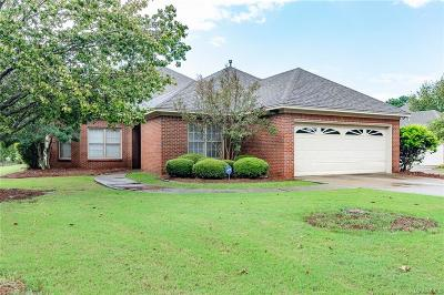 Montgomery Single Family Home For Sale: 8724 Old Marsh Way