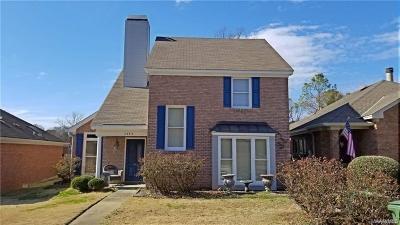 Halcyon Single Family Home For Sale: 1652 Prairie Lane