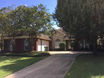 Single Family Home For Sale: 8116 Amber Court
