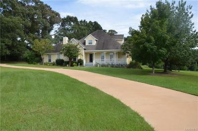 Enterprise Single Family Home For Sale: 528 County Road 724