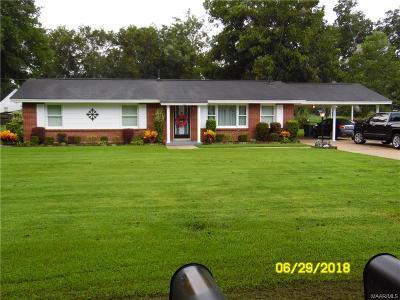 Montgomery Single Family Home For Sale: 107 Vazis Lane