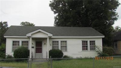 Selma Single Family Home For Sale: 809 3rd Avenue
