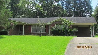 Selma Single Family Home For Sale: 302 Crestwood Drive