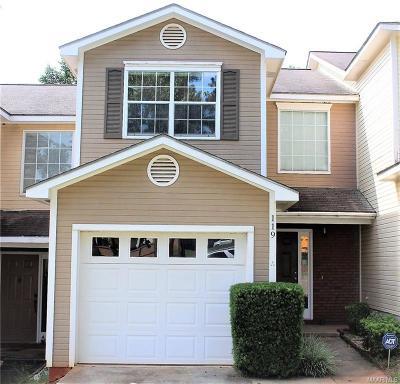 Enterprise Condo/Townhouse For Sale: 119 Pineridge Drive