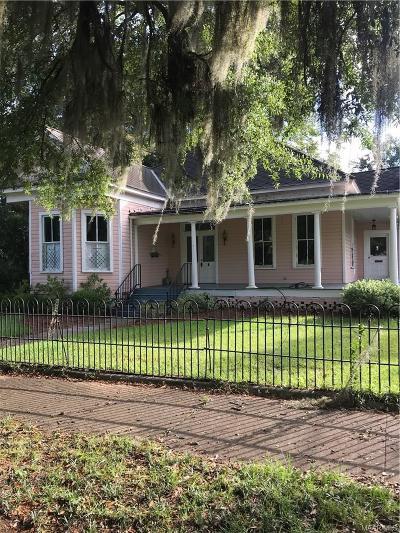 Selma Single Family Home For Sale: 702 Pettus Street