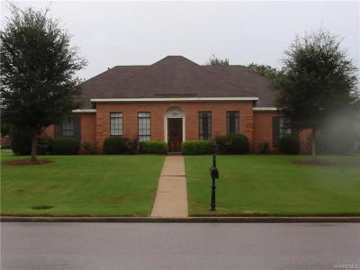 Montgomery Single Family Home For Sale: 2101 Halcyon Boulevard