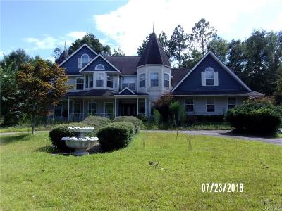 Single Family Home For Sale: 5931 County Road 45