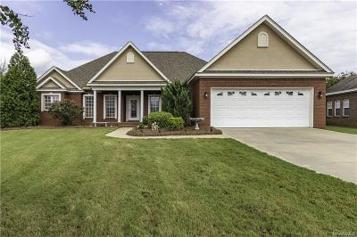 Riverchase Single Family Home For Sale: 106 Windermere Court
