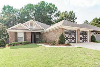 Woodland Creek Single Family Home For Sale: 9121 Saw Tooth Loop