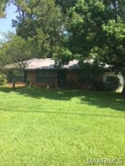 Montgomery Single Family Home For Sale: 851 Portland Avenue