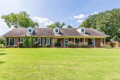Montgomery Single Family Home For Sale: 3143 Old Farm Road