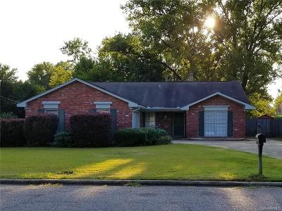 Montgomery Single Family Home For Sale: 2312 W Aberdeen Drive