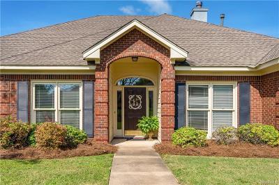 Montgomery Single Family Home For Sale: 8736 Sturbridge Drive